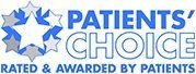 Patients Choice - Rated & Awarded By Patients